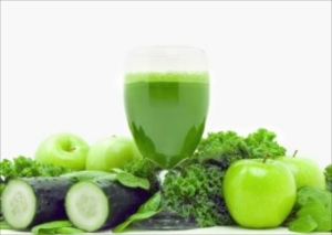 Be a mean green juicing machine!